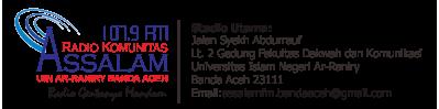 Radio Assalam UIN Ar-Raniry